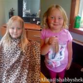 Alina Child Cut