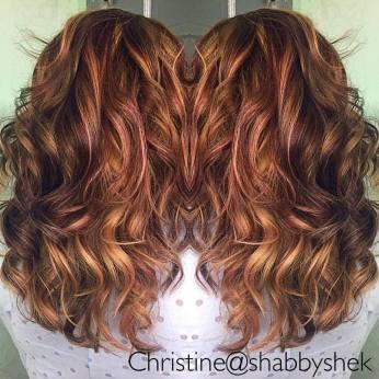 Christine Highlight