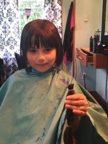 Michelle Child Cut