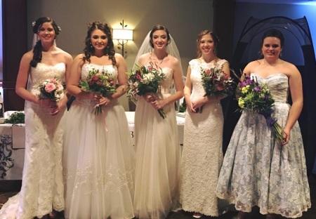 Shabby Shek wedding day services beauty northeast pa