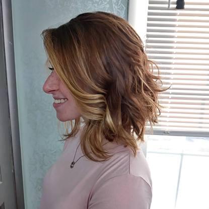 stephanie hair