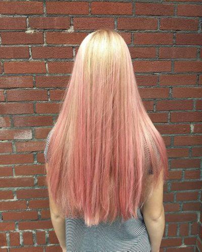 mel pink