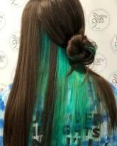 Peek=A-Boo Shabby Shek Haircolor by Melissa